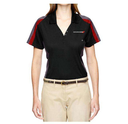 """DODGE""<br>Women's Snag Protection Polo"