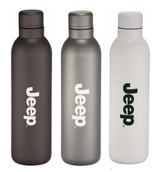 """JEEP""<br>Copper Vacuum Insulated Bottle"