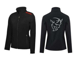 """DEMON""<br>Softshell Jacket for Ladies"