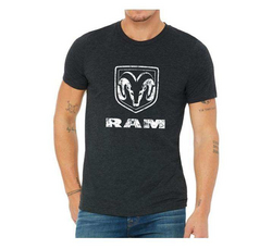 "Distressed ""RAM""<br>Adult T-shirt"