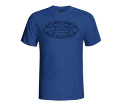 "Distressed Vintage ""MOPAR""<br>Adult T-Shirt"