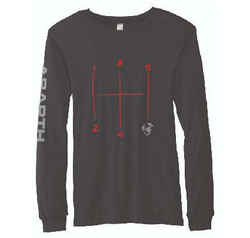 """ABARTH""<br>L/S Unisex Jersey T-Shirt"