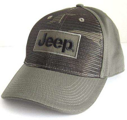 """JEEP""<br>Camo Snapback with Felt Applique"