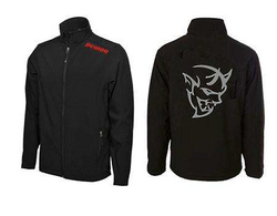 """DEMON""<br>Softshell Jacket for Men"