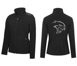 """SRT HELLCAT""<br>Softshell Jacket for Ladies"