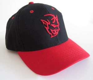 """DEMON""<br>Cotton Twill Cap"