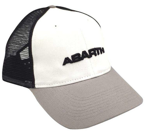 """ABARTH""<br>Cotton Twill Cap"
