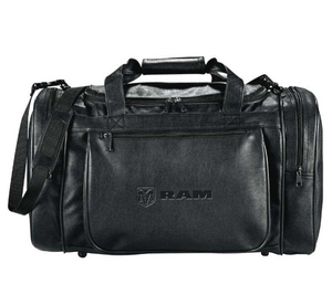 "DuraHyde 20"" Black Duffel Bag"